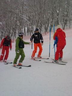 仙北市市民スキー大会